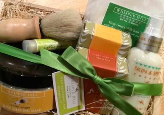 Quechee, VT: assorted gifts