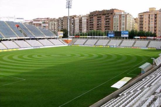 Lleida, Spain: Campo