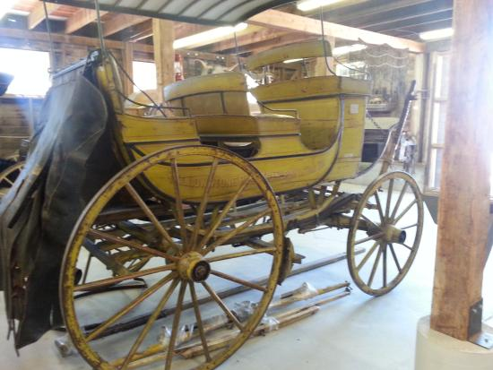Sterling, Κολοράντο: stagecoaches