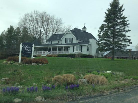 Ellsworth, MI: The House on the Hill