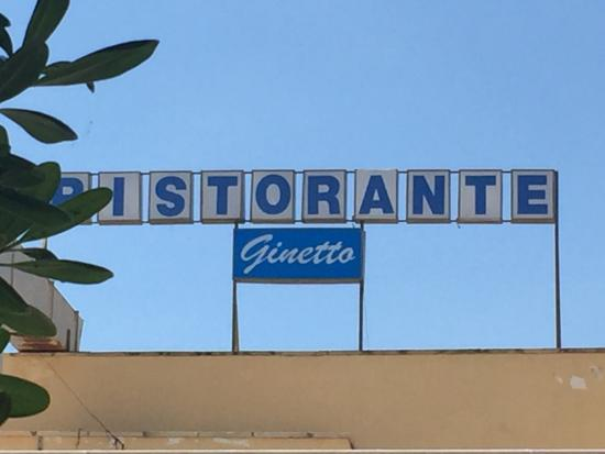 Raffy - Picture of Ristorante Ginetto, Santa Maria al Bagno ...
