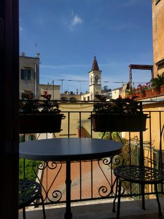 Hotel Modigliani: Great stay on the 3rd floor with this view!