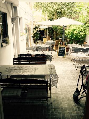 Champigny-sur-Marne, Francia: A la maison