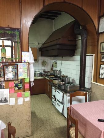 Trattoria Tacconi: Impresionante, como en casa, no dejéis de comer en este sitio si estáis en la zona. Mil gracias