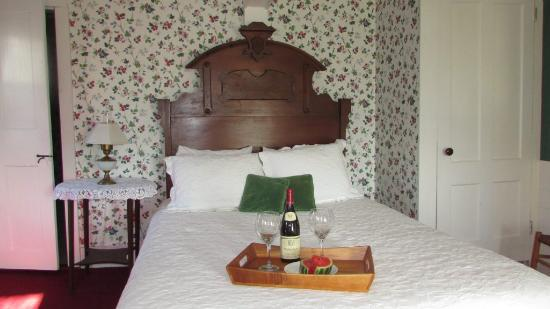 Center Lovell Inn: Guestroom
