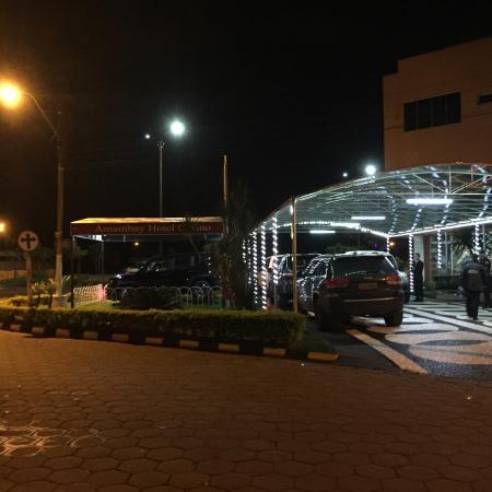Amambay Hotel & Casino 18 hall de entrada