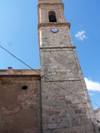 Requena, Spanyol: TORRE IGLESIA DEL SALVADOR