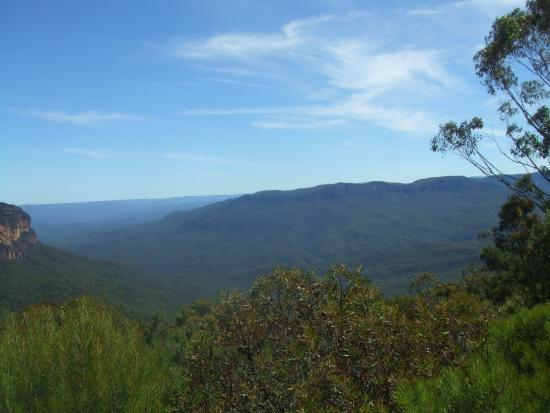 Kings Tableland Lookout Picture Of