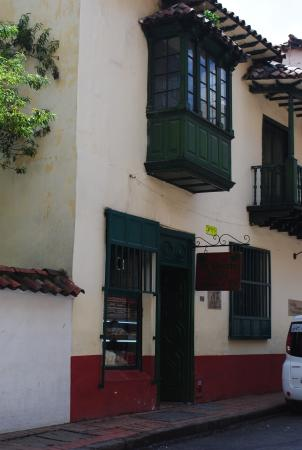 la puerta Falsa or the false door in the heart of Bogota