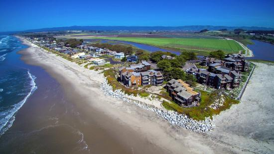 Pajaro Dunes Resort: Private beaches, houses & condos for any size family!