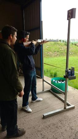 Keepers Lodge Clay Shoot