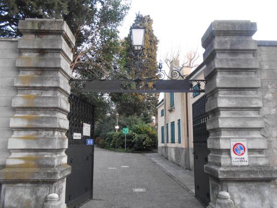 Giardino Storico di Villa Engelmann