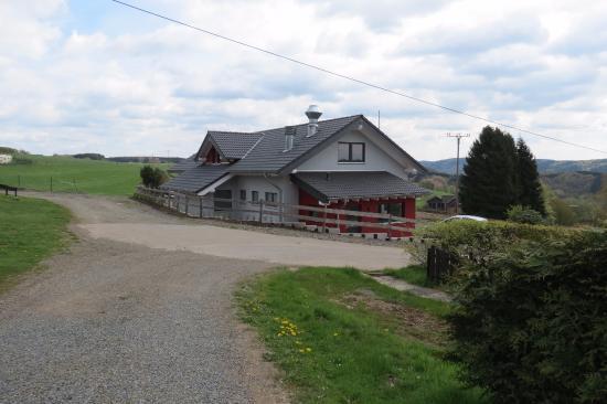 Lindlar, Alemania: Toiletgebouw
