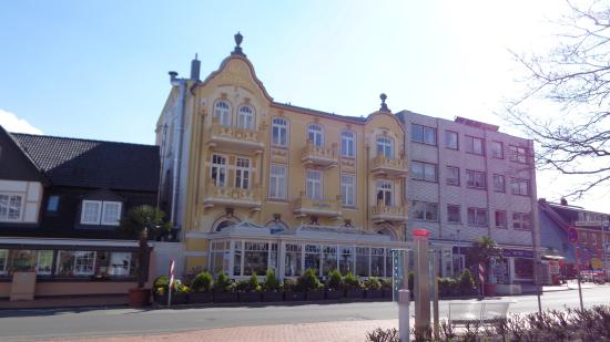 Aparthotel am meer cuxhaven recenze a srovn n cen for Appart hotel 33