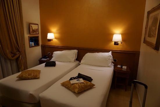 Mooie hotel, goede locatie