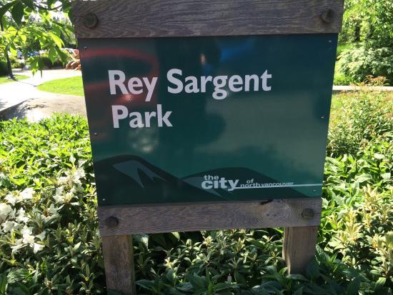 Rey Sargent Park