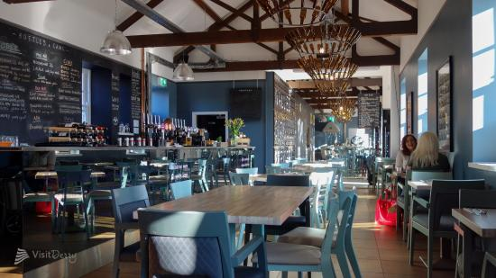 interior of the walled city brewery picture of walled city brewery