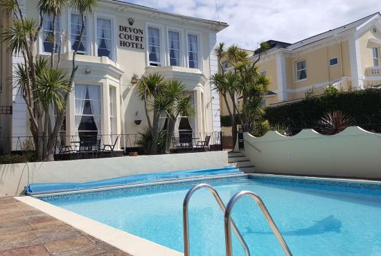 Photo of The Devon Court Hotel Torquay