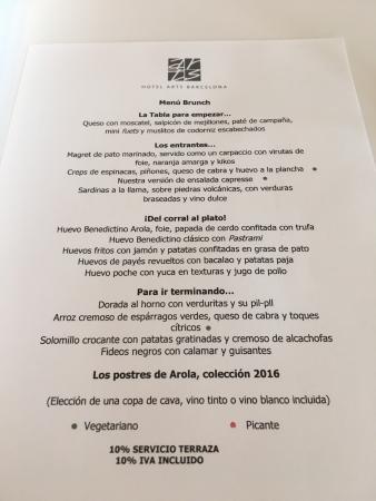 Photo0 Jpg Picture Of Restaurante Arola Barcelona