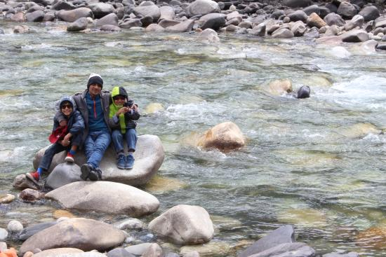 Hotel Rupin River View: excursion to Chitkul