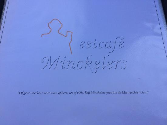 De mooie huis spreuk foto van minckelers maastricht tripadvisor