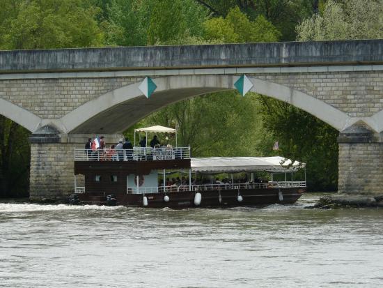La Belandre Croisières et Promenades Fluviales