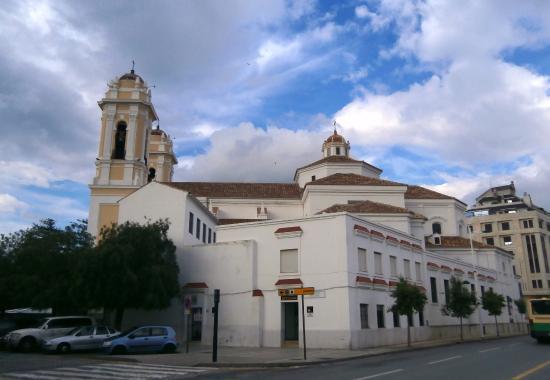 Catedral de Santa María de la Asunción: Vista posterior