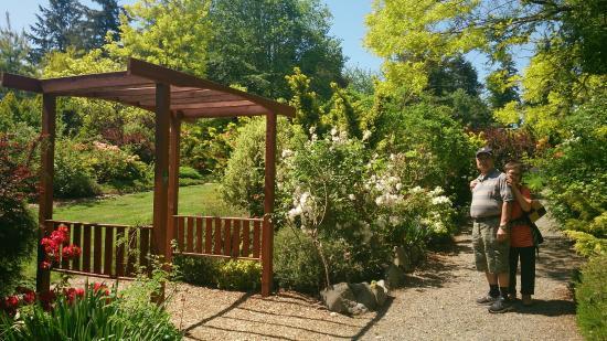 Auburn, Waszyngton: Soos Creek Botanical Garden