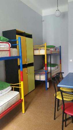 The Georgehouse Hostel: 4-beds dorm