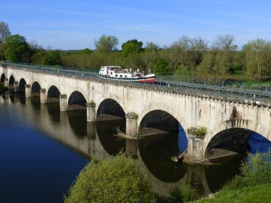 Pont acqueduc Digoin