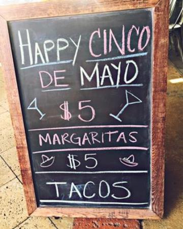 LongBoards Restaurant: Cinco de Mayo on Clematis Street