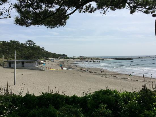 Isshiki Beach: 穴場ではある