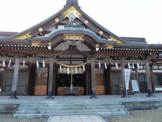 Akita Prefecture Gokoku Shrine