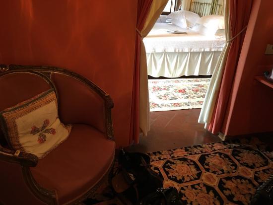 "Pievescola, Италия: Chambre 16 ""Elena"""