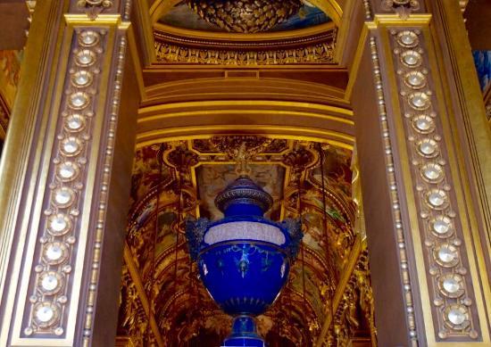 Paris, France: Palais garnier