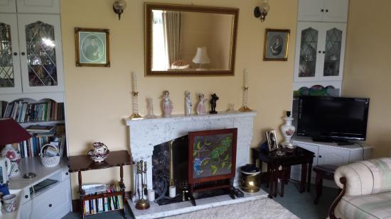 Navan, Irlanda: The sitting room