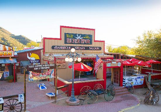 Silver Spur Saloon Restaurant Iconic