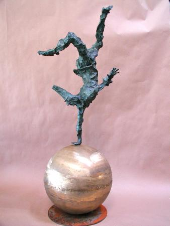 Ca' Toga Galleria D' Arte: Sculpture