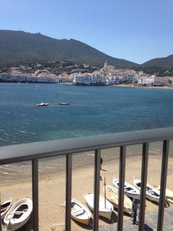 Hotel Playa Sol: Vista desde mi habitacion
