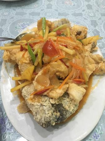 Restoran Sari Laut Musi Palembang