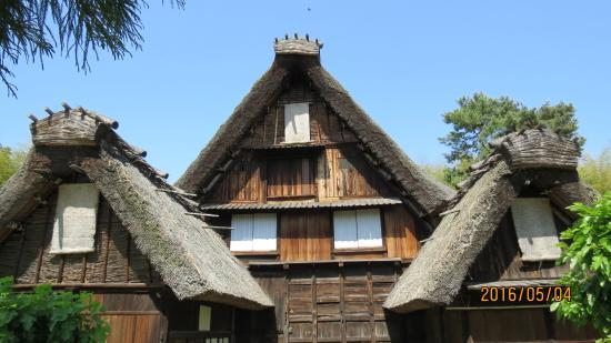 Open-Air Museum of Old Japanese Farm Houses Photo