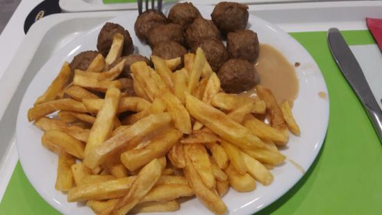 Il cartoccio con le buone patate fritte tonde foto di restaurant ikea padova padova tripadvisor - Ikea padova tappeti ...