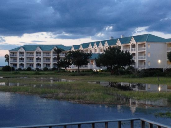 Epworth By The Sea: Beautiful Turner Lodge (overlooking Frederica River)