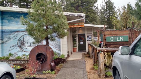 South Lake Tahoe, Californië: Entrance