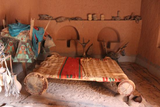 The Old Quarter : Artifacts in the Heinrich Barth house