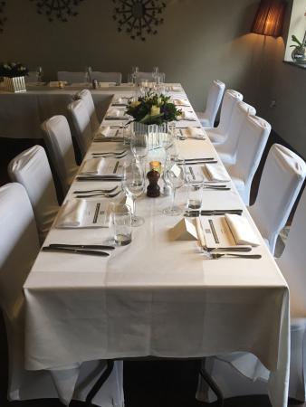 table setup - Picture of Locale Blackheath, London - TripAdvisor