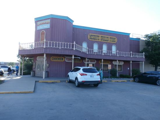 Exterior View Picture Of Cimarron Steak House Oklahoma City