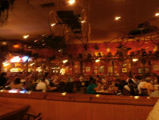 Interior Picture Of Cimarron Steak House Oklahoma City Tripadvisor