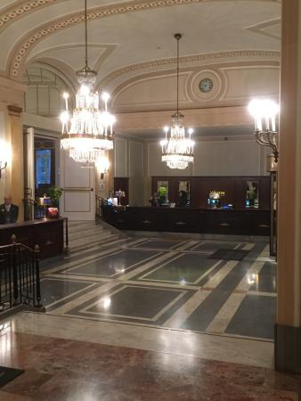The Westin Excelsior, Rome: Lobby