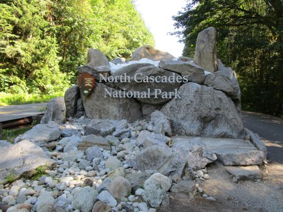 North Cascades Highway-billede